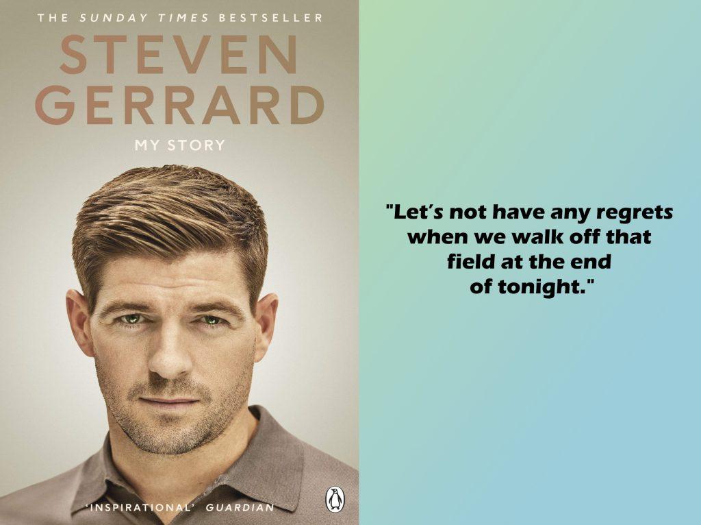 My Story - Stephen Gerrard