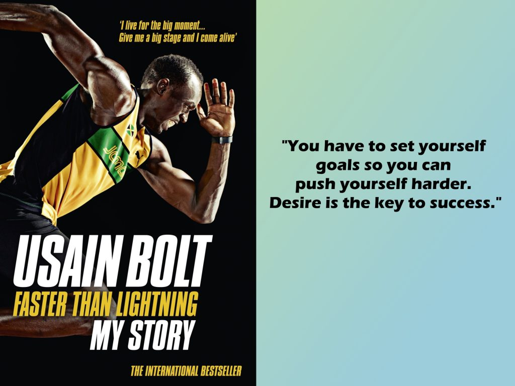 Faster Than Lightning - Usain Bolt