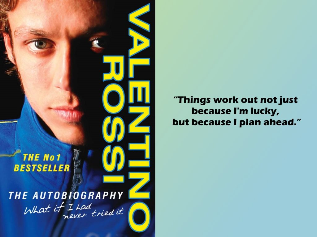 What If I Had Never Tried It - Valentino Rossi