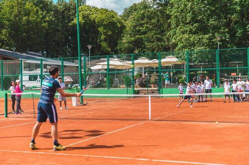Tipsarevic Tennis Academy and Sport World School join forces